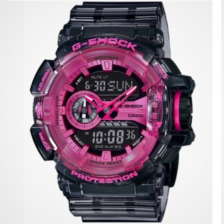 Casio G-Shock GA-400SK-1A4ER Skeleton