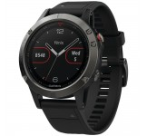 Garmin Fenix 47mm 5 Slate Grey with black band
