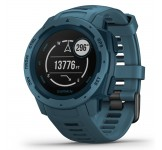 Garmin Instinct GPS Watch, Lakeside Blue