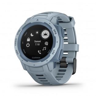 Garmin Instinct GPS Watch, Sea Foam