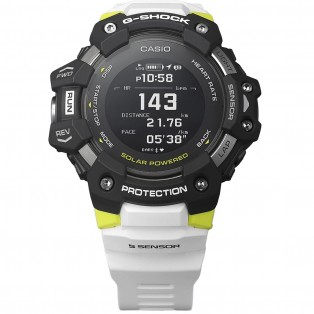 Casio G-Shock GBD-H1000-1A7ER G-Squad Bluetooth HRM