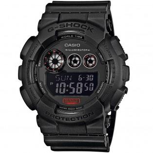 Casio G-Shock GD-120MB-1ER Military Black