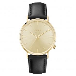 Kane Gold Rush Classic Black Horloge