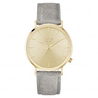 Kane Gold Rush Urban Grey Horloge