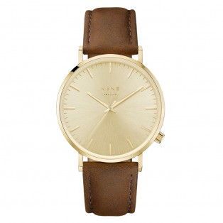 Kane Gold Rush Vintage Brown Horloge