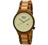 GreenTime ZW062B Datum Horloge