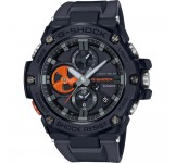 Casio G-Steel GST-B100B-1A4ER Black High-Tech