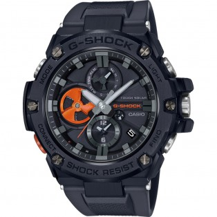 Casio G-Steel GST-B100B-1A4ER Black High-Tech