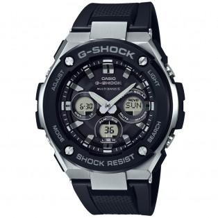Casio G-Steel GST-W300-1AER Horloge
