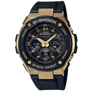 Casio G-Steel GST-W300G-1A9ER Horloge