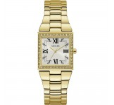 Guess Chateau GW0026L2 Dameshorloge Gold