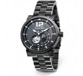 Haaven 90902BK-BK Automatic Horloge