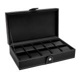 Horlogebox La Royale Classico 10 Black New