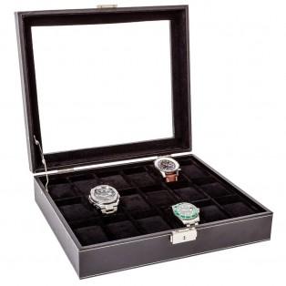 Horlogebox La Royale Classico 18 Black