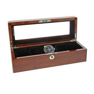 Foxo 5 Houten Horlogekist