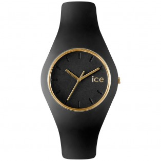 Ice-Glam Small Black Gold