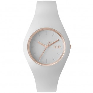 Ice-Glam Small White Rosegold