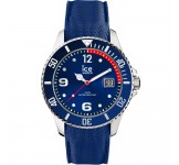 Ice-Watch Ice Steel Medium Blue Horloge