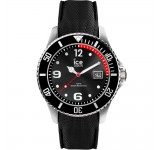 Ice-Watch Ice Steel Medium Black Horloge