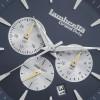 Lambretta Imola 44 Blue Leather Tan Horloge