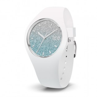 Ice-Watch Ice-Lo Small White Blue