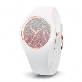 Ice-Watch Ice-Lo Small White Pink