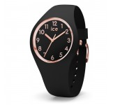 Ice-Glam Medium Black Rosegold met Cijfers
