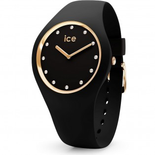 Ice Cosmos Medium Black Ice-Watch