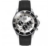 Ice-Watch Ice Steel Chrono Black Large