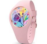 Ice-Watch Flower Small Pink Garden Horloge