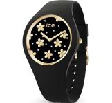 Ice-Watch Flower Small Precious Black Horloge