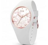 Ice-Watch Flower Medium Spring White Horloge