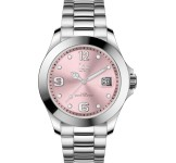 Ice-Watch Ice Steel Small IW017320 Pink Silver