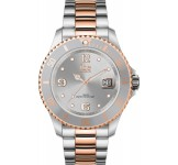 Ice-Watch Ice Steel Small IW017322 Bicolor