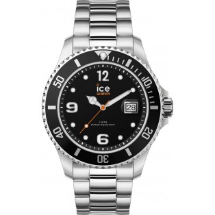 Ice-Watch Ice Steel Small IW017323 Silver