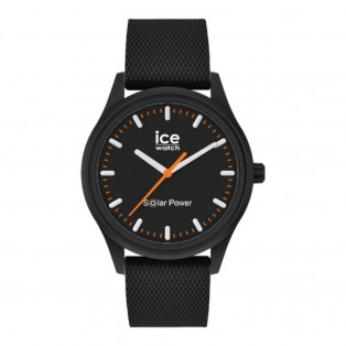 Ice-Watch Ice-Solar Medium Black Mesh IW018392