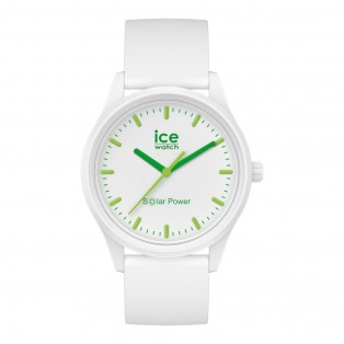 Ice-Watch Solar Small White Green IW018473