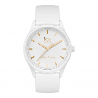 Ice-Watch Solar Small White Gold IW018474