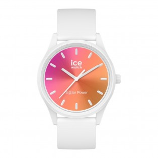 Ice-Watch Solar Small White Multicolor IW018475