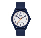 Ice-Watch Solar Small White Blue IW018480
