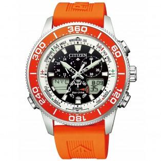 Citizen JR4061-18E Promaster Marine Oranje