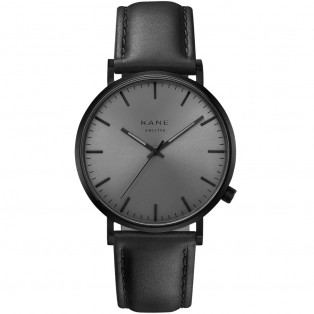 Kane Black Out Classic Black Horloge