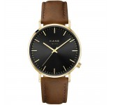 Kane Gold Club Vintage Brown Horloge