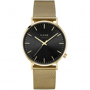 Kane Gold Club Gold Mesh Horloge