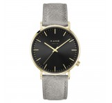 Kane Gold Club Urban Grey Horloge