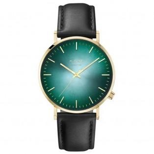 Kane Gold Jade Classic Black Horloge