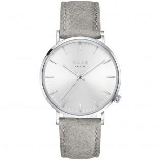 Kane Silver Steel Urban Grey Horloge