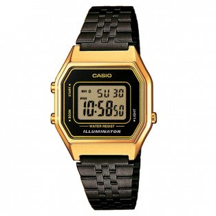 Casio Collection LA680WEGB-1AEF  Retro Horloge