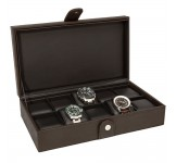 Horlogebox La Royale Classico 10 Brown