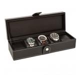 Horlogebox La Royale Classico 5 Black